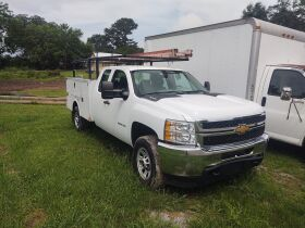 2013 Chevy 3500 HD Service Truck