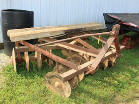 TRACTORS - TRAILERS - FARM EQUIPMENT - TOOLS - Online Bidding Ends TUE, JULY 20 @ 4:00 PM EDT featured photo 9