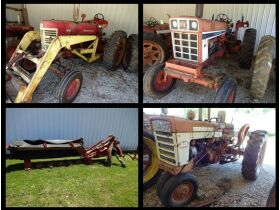 TRACTORS - TRAILERS - FARM EQUIPMENT - TOOLS - Online Bidding Ends TUE, JULY 20 @ 4:00 PM EDT featured photo 1