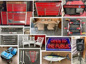 Building #1 Snap-On Tools, Furnishings, and More Closing June 24th featured photo 1