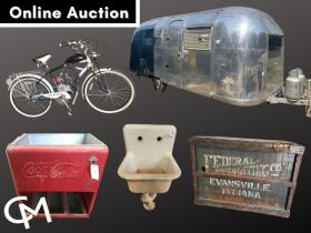 Architectural Salvage & Historic Finds Online Auction - Henderson, KY featured photo 1