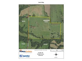 HIGHLY PRODUCTIVE GRASS FARM-SOUTH COFFEYVILLE AREA-NOWATA COUNTY, OK LAND AUCTION - 220+/- acres SOLD AS 1 UNIT featured photo 4