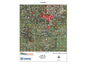 HIGHLY PRODUCTIVE GRASS FARM-SOUTH COFFEYVILLE AREA-NOWATA COUNTY, OK LAND AUCTION - 220+/- acres SOLD AS 1 UNIT featured photo 5
