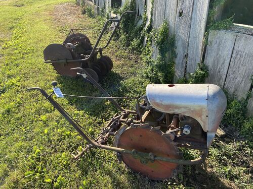 John Mowery Estate Signs, Equipment, Vintage Lawn Mower, Memorabilia and Toy Collection featured photo