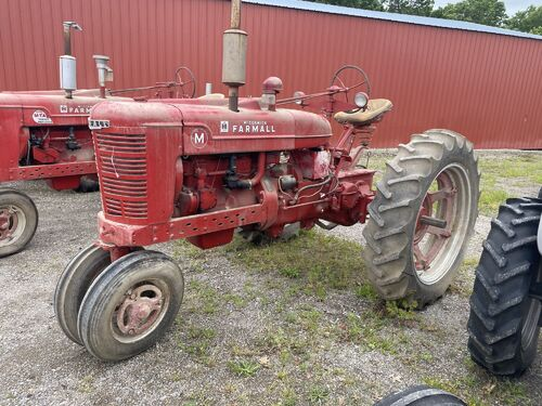 Meyers Antique Tractor Collection featured photo