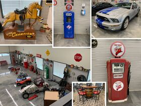 Shelby GT 500 KR, Collection From Bob Rynard Gas Pumps, Signs, Cans and Much More Closing July 20th featured photo 2