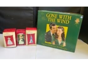 The Bill Holt Estate ~ Cookie Jars, Coin Banks, Collectible Phones, Hallmark Ornaments & Vinyl Records Auction #2, featured photo 8