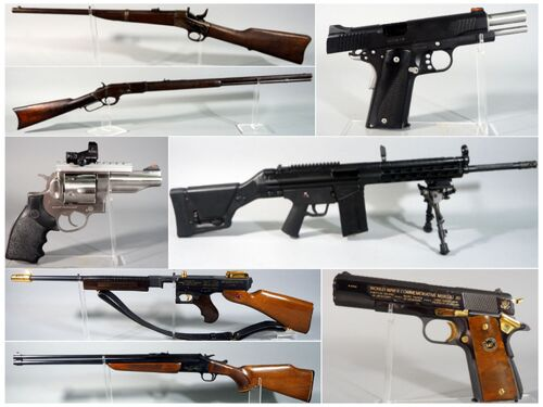 Summer Firearm And Sportsman Auction featured photo