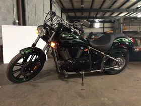Bankruptcy Auction of a Kawasaki Vulcan Motorcycle, Dodge Service Van and Tools featured photo 1