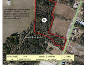 681+/- Acres of Commercial, Agricultural and Residential Tracts in Robeson County featured photo 8