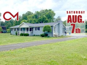 SELLING ABSOLUTE! 3 Bedroom, 2 Bath Brick Ranch Home on 1.6+/- Acre - Estate Auction featured photo 1