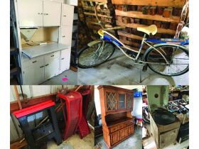 LIVE AUCTION- Antiques- Collectibles - Furniture- Household featured photo 1