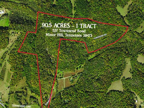 90.5 Acre± Farm With Multiple Buildings, Pond & More featured photo