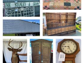 48 ft Semi Trailer, Antiques, Taxidermy, Primitives, Furniture and more featured photo 1