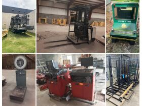 *ENDED* Automotive Business Relocation Auction - Mercer, PA featured photo 1