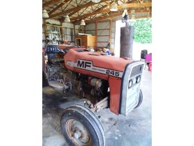 Tractor, Bushhog, Farm Equipment, Household Goods & More!! featured photo 1