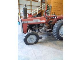 Tractor, Bushhog, Farm Equipment, Household Goods & More!! featured photo 2