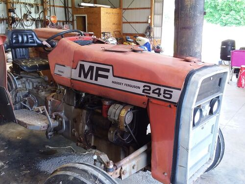 Tractor, Bushhog, Farm Equipment, Household Goods & More!! featured photo