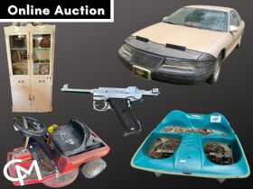 Vehicles, Firearms, Tools, & Furnishings - Online Auction Newburgh, IN featured photo 1