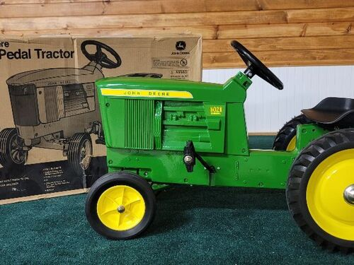 Richard Rath Estate Toy & Pedal Tractor Collection featured photo