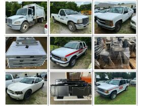 City of Columbiana and Shelby County Board of Education Surplus Auction - Vehicles, Electronics and Classroom Furniture featured photo 1