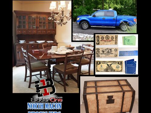EMBRY ESTATE AUCTION, NORTH MACON featured photo