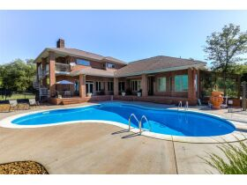 Custom 4 Bedroom, 3 Bath Mountain Home with In-ground Saltwater Pool and Incredible Bluff View - Online Only Auction featured photo 3