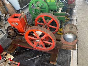 HIT & MISS ENGINES - TOOLS - TOOLBOXES - LAWN MOWER - FURNITURE - MISC - Online Bidding Ends TUE, AUG 10 @ 5:00 PM EDT featured photo 8