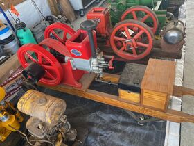 HIT & MISS ENGINES - TOOLS - TOOLBOXES - LAWN MOWER - FURNITURE - MISC - Online Bidding Ends TUE, AUG 10 @ 5:00 PM EDT featured photo 9