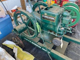 HIT & MISS ENGINES - TOOLS - TOOLBOXES - LAWN MOWER - FURNITURE - MISC - Online Bidding Ends TUE, AUG 10 @ 5:00 PM EDT featured photo 12