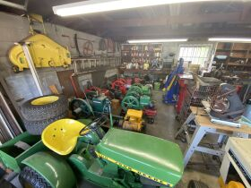 HIT & MISS ENGINES - TOOLS - TOOLBOXES - LAWN MOWER - FURNITURE - MISC - Online Bidding Ends TUE, AUG 10 @ 5:00 PM EDT featured photo 2