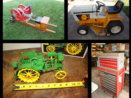 HIT & MISS ENGINES - TOOLS - TOOLBOXES - LAWN MOWER - FURNITURE - MISC - Online Bidding Ends TUE, AUG 10 @ 5:00 PM EDT featured photo