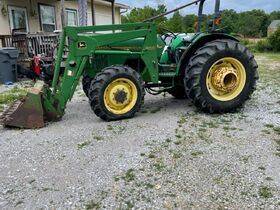 John Deere Tractor, Can-Am Defender Map, Alum Craft Boat, Equipment, Furniture, Appliances and More! featured photo 2