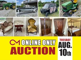 John Deere Tractor, Can-Am Defender Map, Alum Craft Boat, Equipment, Furniture, Appliances and More! featured photo 1
