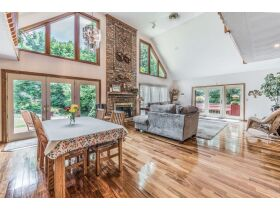 TALK ABOUT COUNTRY LIVING CLOSE TO TOWN!  THIS IS A GORGEOUS HOUSE ON 4 +/- ACRES IN A SECLUDED SETTING. featured photo 9
