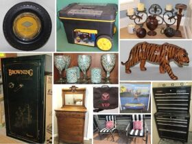 Terry Redlin Artwork, Beautiful Patio Furniture, Name Brand Clothing, Mizzou Collectibles, & More! featured photo 1