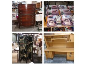 RETAIL STORE INVENTORY,ANTIQUE FURNITURE,TOOLS AND MORE featured photo 1