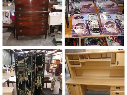 RETAIL STORE INVENTORY,ANTIQUE FURNITURE,TOOLS AND MORE featured photo