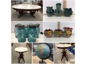 Antiques, Case XX Knives, Quality Glassware/Vases & Collectibles at Absolute Online Auction featured photo 1