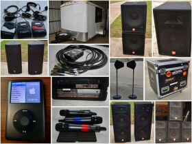 DJ / Pro Audio Equipment Auction - Online Only featured photo 1