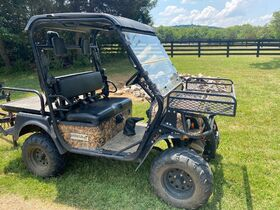 Kioti Tractor - Custom Harley Davidson - 2018 Polaris Ranger - Tools - Equipment - And More! Online Auction ends Aug 8th featured photo 9
