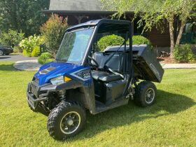 Kioti Tractor - Custom Harley Davidson - 2018 Polaris Ranger - Tools - Equipment - And More! Online Auction ends Aug 8th featured photo 8