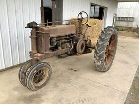 JD Tractor, Hit & Miss Engine, Boat Motor, Shop Tools featured photo 2