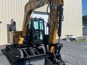 SY75C SANY Excavator Auction *Brand New* featured photo 2