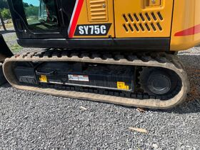 SY75C SANY Excavator Auction *Brand New* featured photo 9