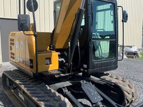 SY75C SANY Excavator Auction *Brand New* featured photo 12