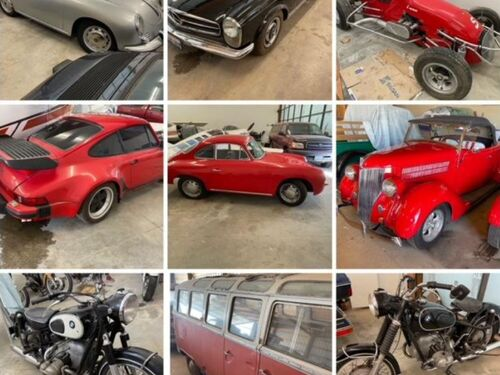 Short Notice Court Ordered Estate Auction!  Incredible Porsche's, BMW's, Motorcycles & more - Live and Simulcast with Pre-Bidding! featured photo