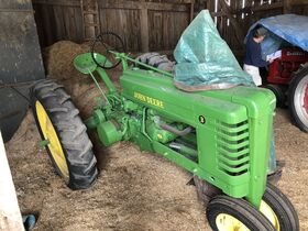 Dunlavy Antique Tractor Collection featured photo 7