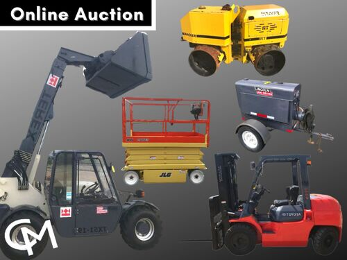 Fork Trucks, Lifts, Equipment, & Tools Online Auction - Evansville, IN featured photo