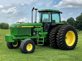 Shaffer Farm Retirement Equipment Online Only Auction featured photo 1